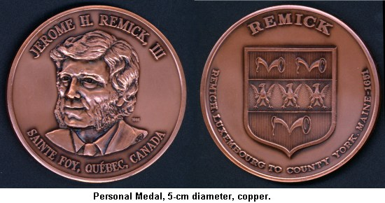Personal Medal